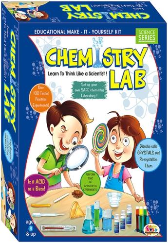 Ekta Chemistry Lab Do It Yourself Kit