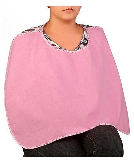 Peaches & Munchkins Baby Feeding Cloak - Pink