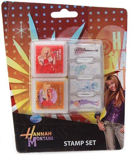 Hanna Montana Stamp Set