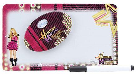Hannah Montana White Board