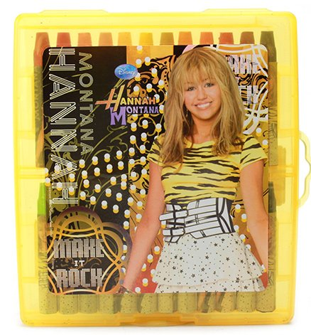 Hannah Montana Oil Pastels - 24 Colors