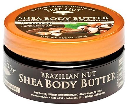 Tree Hut Shea Body Butter Brazilian Nut - 198 g