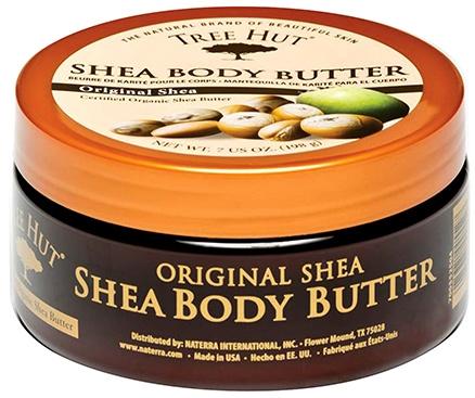 Tree Hut Shea Body Butter Original Shea - 198 g