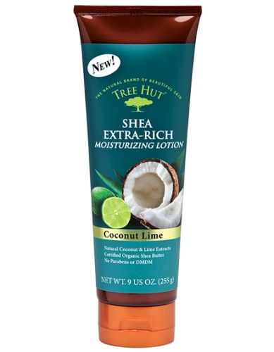 Tree Hut Extra Rich Moisturizing Lotion Coconut Lime - 255 g