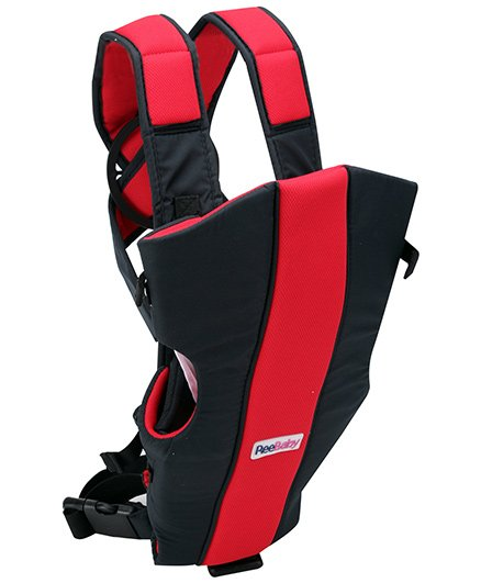 ReeBaby 2 Way Baby Carrier - Red