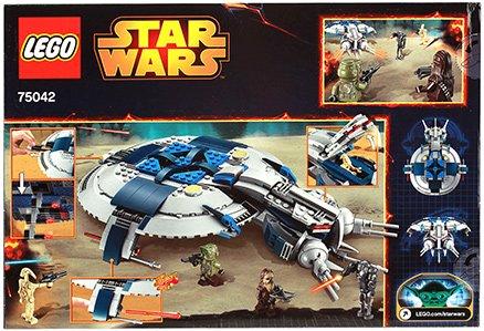 Lego Droid Gunship