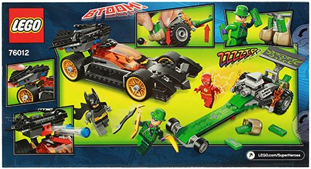 Lego Batman The Riddler Chase