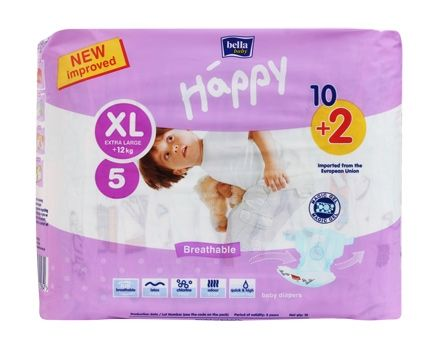 Bella Baby – Happy Diapers