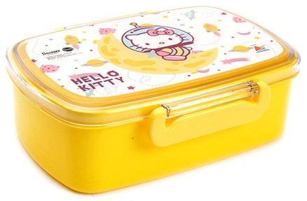 Hello Kitty Yellow Lunch Box