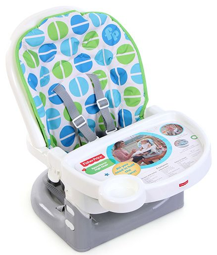 Fisher price space saver high chair online in india buy at best price