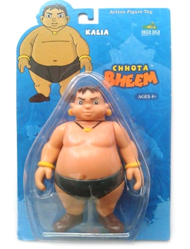 Chhota Bheem Kalia Action Figure Toy
