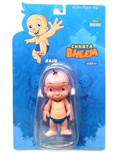 Chhota Bheem Raju Action Figure Toy