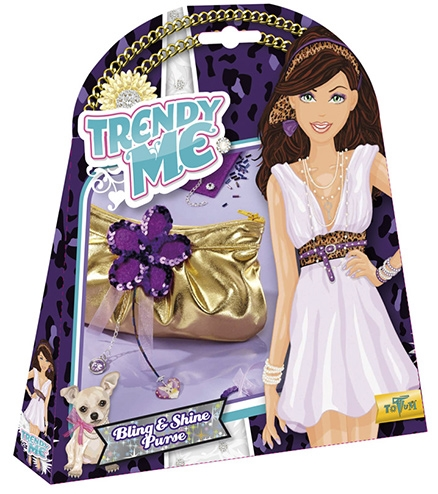 Totum Trendy Me Bling And Shine Purse