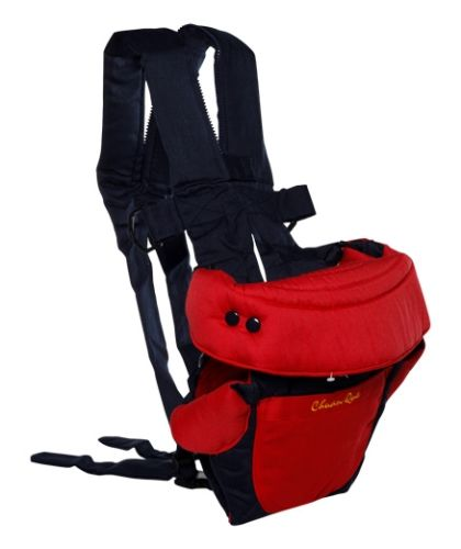 Fab N Funky Modernize Soft Baby Carrier Red