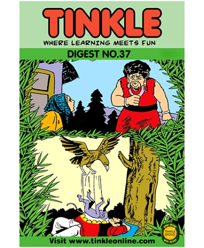 Tinkle Digest No. 37
