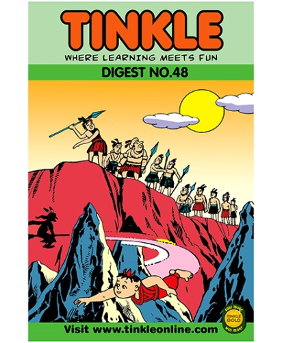 Tinkle Digest No. 48