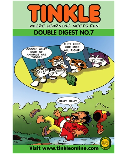 Tinkle Double Digest No. 7