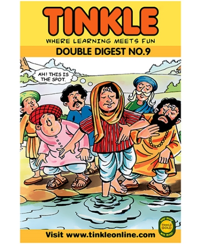 Tinkle Double Digest No. 9