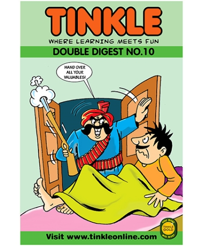 Tinkle Double Digest No. 10