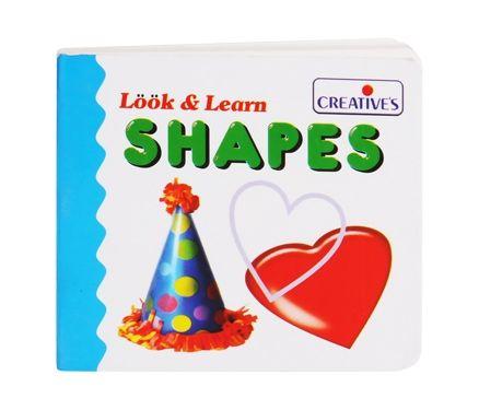 Creatives - Look & Learn Shapes