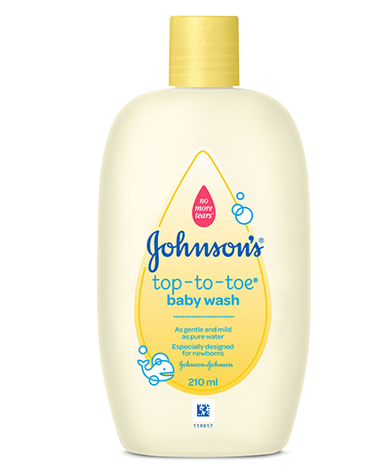 Johnsons Baby Top-to-Toe Wash, 200 ML
