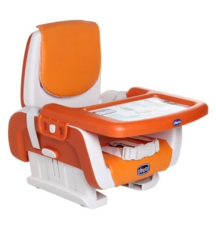 Chicco Booster Seat Mode Natural Orange Perfect