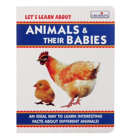 Creatives - Lets Learn About Animals & Their Babies