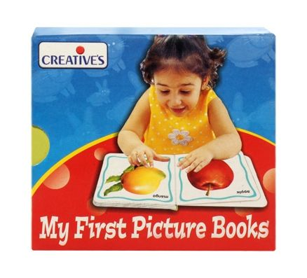 Creatives - My First Picture Books