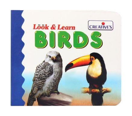 Creatives - Look & Learn - Birds