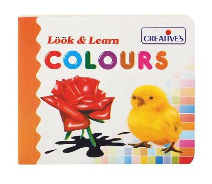 Creatives - Look & Learn - Colours