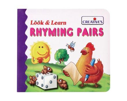 Creatives - Look & Learn - Rhyming Pairs