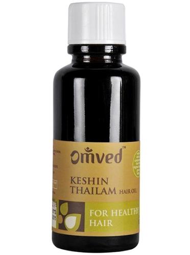 Omved Keshin Thailam Hair Oil - 125 ml