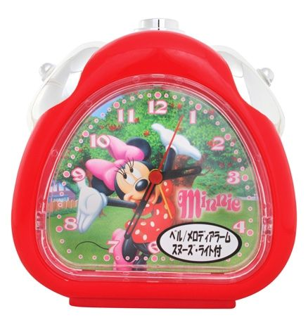 Compare Mickey Mouse And Friends Minnie Mouse Alarm Clock