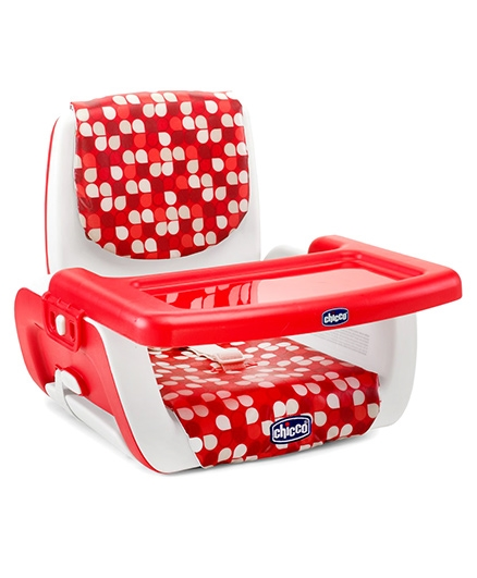 Chicco Mode Feeding Booster Seat - Red