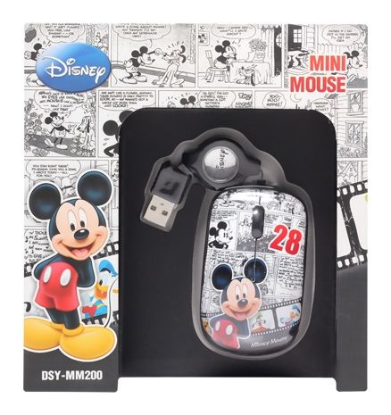 Disney Mickey Mouse - Optical Mouse