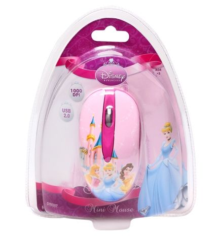 Disney Princess - Optical Mouse