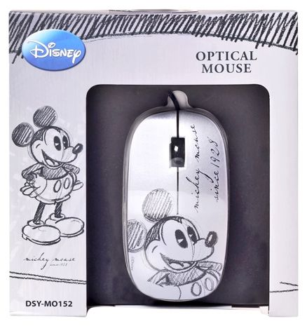 Disney - Mickey Mouse Optical Mouse