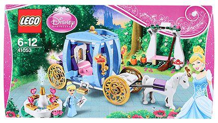 Lego Cinderellas Dream Carriage Building Set- 274 Pieces