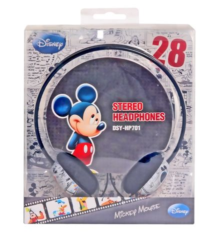 Mickey Mouse - Stereo Headphones