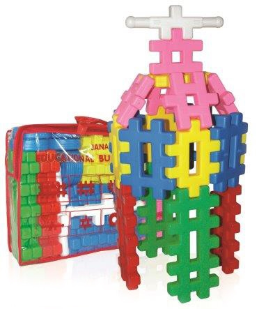 Jana Educational Bumper Blocks