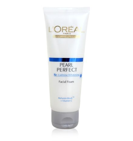 L'Oreal Pearl Perfect Re-Lighting Whitening Facial Foam