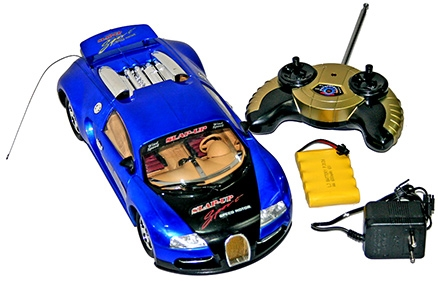 Adraxx Super Sports Radio Control Toy Car