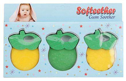 Kumar Toys Soft Teether