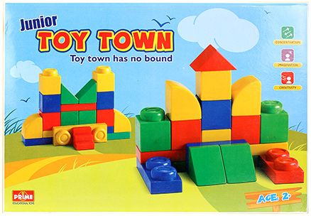 Prime Creation Junior Toy Town