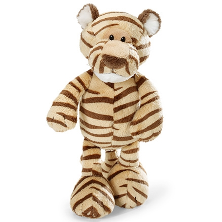 Nici Dangling Tiger Soft Toy - Height 25 cm
