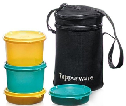Tupperware Lunch Box - Executive Lunch