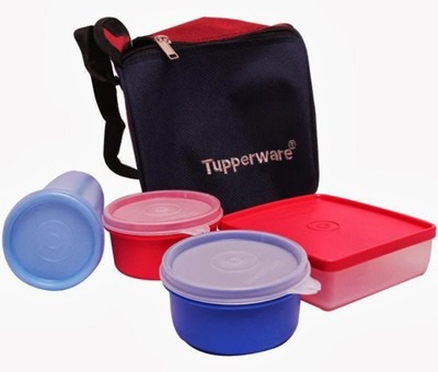 Tupperware Lunch Box - Best Lunch Box Set