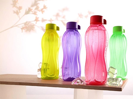 Tupperware Bottles 1 liter - 4 piece
