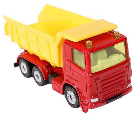Siku Funskool Truck With Tipping Trailer