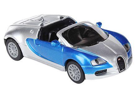 Siku Funskool Bugatti Veyron Grand Sport Car